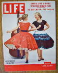 Life Magazine-April 12, 1954-Lively Fashions