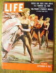 Click to view larger image of Life Magazine-September 19, 1955-Guys And Dolls (Image1)