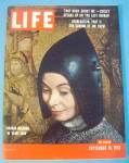 Click to view larger image of Life Magazine-September 10, 1956-Siobhan McKenna (Image1)