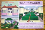 The Dragon Restaurant Postcard