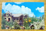 Click here to enlarge image and see more about item 18626: Skyride (The Magic Kingdom In Disneyland) Postcard