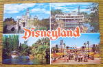 Click to view larger image of Disneyland Postcard (Magic Kingdom & More) (Image2)