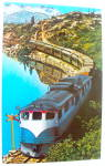 The White Train Pass Postcard
