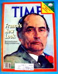 Click to view larger image of Time Magazine-June 29, 1981-Francois Mitterrand (Image1)