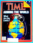 Click to view larger image of Time Magazine-October 26, 1981-Arming The World (Image1)