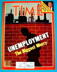 Click to view larger image of Time Magazine-February 8, 1982-Unemployment (Image1)