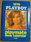 Click to view larger image of Playboy Playmate Desk Calendar (1978) Miss Susan Kiger (Image1)