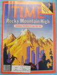 Time Magazine - December 15, 1980 Rocky Mountain High