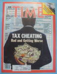 Time Magazine - March 28, 1983 Tax Cheating