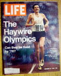 Click to view larger image of Life Magazine-September 22, 1972-Haywire Olympics (Image1)