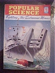 Popular Science Magazine  - March 1942