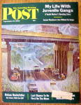 Saturday Evening Post Magazine-September 15, 1962
