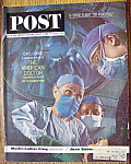 Click to view larger image of Saturday Evening Post Magazine - June 15, 1963 - Doctor (Image1)