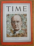 Time Magazine - Jan 25, 1943 - Henry Morgenthau Cover