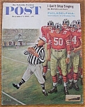Click here to enlarge image and see more about item 1930-001951: Saturday Evening Post Cover By Alajalov - Dec 5, 1959