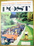 Click here to enlarge image and see more about item 1930-001952: 1962 Saturday Evening Post Cover (Only) By Sargent