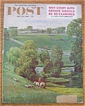 Saturday Evening Post Cover-July 29, 1961-Farm (Clymer)