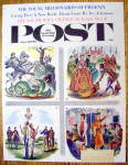 Click here to enlarge image and see more about item 1930-001972: Saturday Evening Post Cover/Alajalov-September 30, 1961