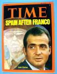 Click to view larger image of Time Magazine-November 3, 1975-Juan Carlos (Image1)