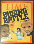Click to view larger image of Time Magazine-September 22, 1975-Busing Battle (Image2)
