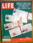 Life Magazine March 23, 1959 Roy Campanella