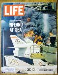 Life Magazine-August 11, 1967-Forrestal Disaster
