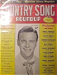 Click here to enlarge image and see more about item 1930-00502: Country Song Roundup - Dec. 1952 - Eddy Arnold Cover