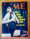 Click to view larger image of Time Magazine-February  28, 1972-Liza Minnelli (Image1)