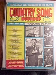 Click here to enlarge image and see more about item 1930-00816: Country Song Roundup - February 1965