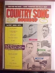 Click here to enlarge image and see more about item 1930-00818: Country Song Roundup Magazine - November 1963