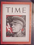 Click to view larger image of Time Magazine - July 27, 1942 - Marshal Timoshenko (Image1)