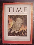 Click to view larger image of Time Magazine - June 8, 1942 (Image1)