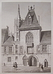 Click to view larger image of Maison De Jacques Coeur, A Bourges (Image1)