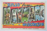 Click to view larger image of Hayward, Wisconsin (Indian Head Country) Postcard  (Image2)