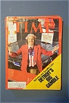 Time Magazine -February 10, 1975- Detroit's Big Gamble