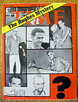 Click to view larger image of Time Magazine-January 24, 1972-The Hughes Mystery (Image1)