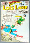 Click here to enlarge image and see more about item 19906: Lois Lane #28 October 1961 The Future Lois Lane