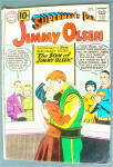 Click here to enlarge image and see more about item 19907: Jimmy Olsen #56 October 1961 Son Of Jimmy Olsen
