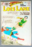Click here to enlarge image and see more about item 19910: Lois Lane #28 October 1961 The Future Lois Lane