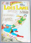 Click to view larger image of Lois Lane #28 October 1961 The Future Lois Lane (Image2)