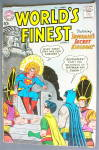 Click here to enlarge image and see more about item 19928: World's Finest Comic #111 August 1960 Batman And Robin
