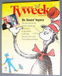 Click to view larger image of TV Week November 6-12, 1994 Dr. Seuss Legacy (Image2)