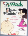 Click to view larger image of Tv Week December 24-30, 1995 Working For Peanuts (Image2)