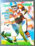 Sports Illustrated October 8, 1984 Sammy Winder