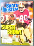 Sports Illustrated January 30, 1989 Jerry Rice