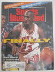 Sports Illustrated June 3, 1991 Michael Jordan