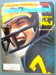 Sports Illustrated September 6, 1976 Rick Leach