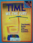 Time Magazine-September 28, 1981-We, The Jury