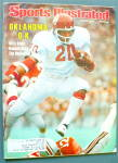 Sports Illustrated October 3, 1977 Billy Sims