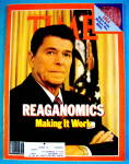 Time Magazine-September 21, 1981-Reaganomics